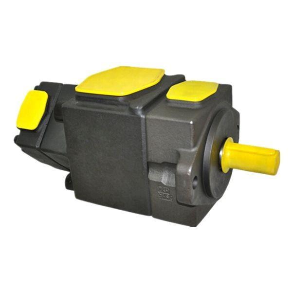 Yuken PV2R12-8-65-F-RAA-40 Double Vane pump #1 image