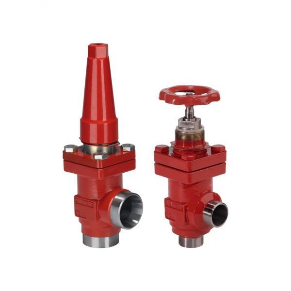 Danfoss Shut-off valves 148B4643 STC 150 A STR SHUT-OFF VALVE HANDWHEEL #2 image