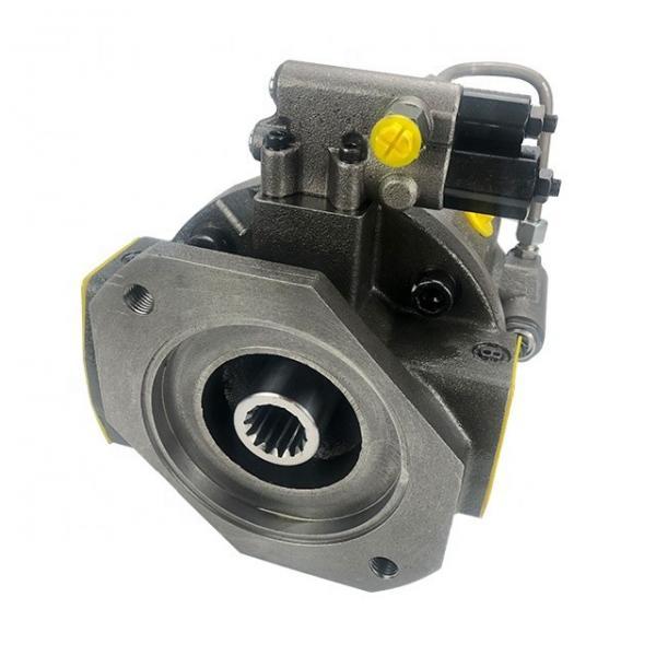 Rexroth PVQ2-1X068RA15DLMB  Vane pump #1 image