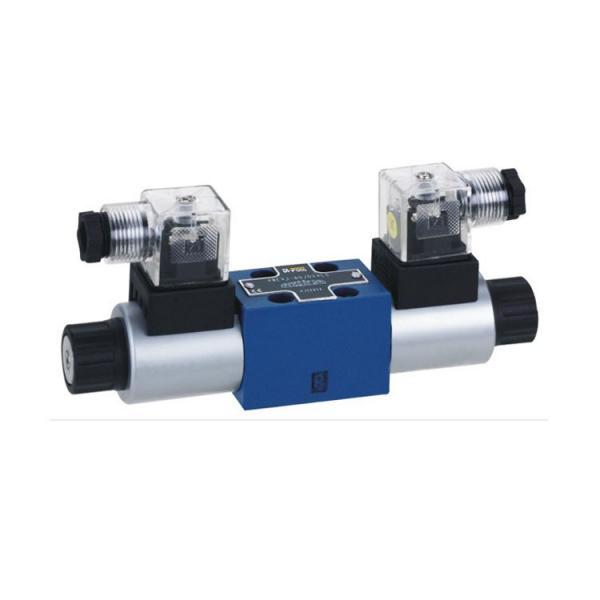 Rexroth 4WE10M(A.B)3X/CG24N9K4 Solenoid directional valve #1 image