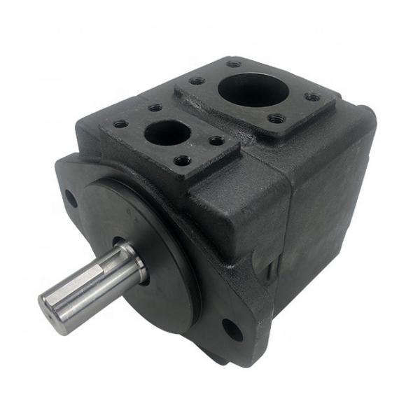 Yuken PV2R4-136-F-RAB-4222            single Vane pump #2 image